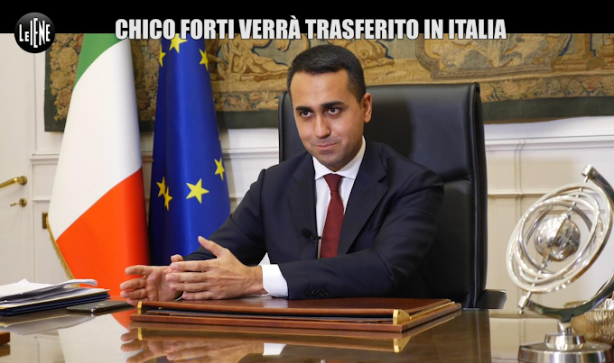 Le Iene: intervista al ministro degli Esteri Luigi Di Maio sul rientro in Italia di Chico Forti