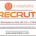 شركة كوبطاليس توظيف 16 منصب : مهندسين، تقنيين، مطورين مبرمجين،  بدولة فرنسا