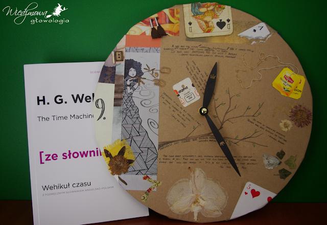 Czytanie [ze słownikiem] - Wehikuł czasu, H.G. Wells | Wiedźmowa głowologia