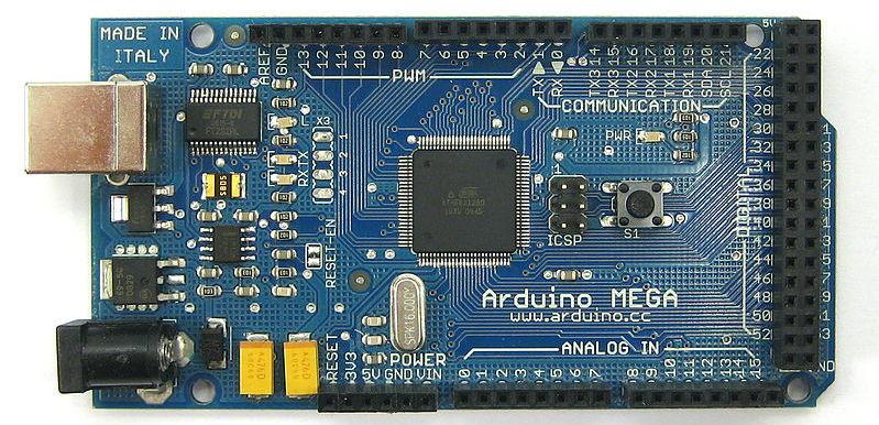 The Marine Installer's Rant: Arduino weds Raspberry  The