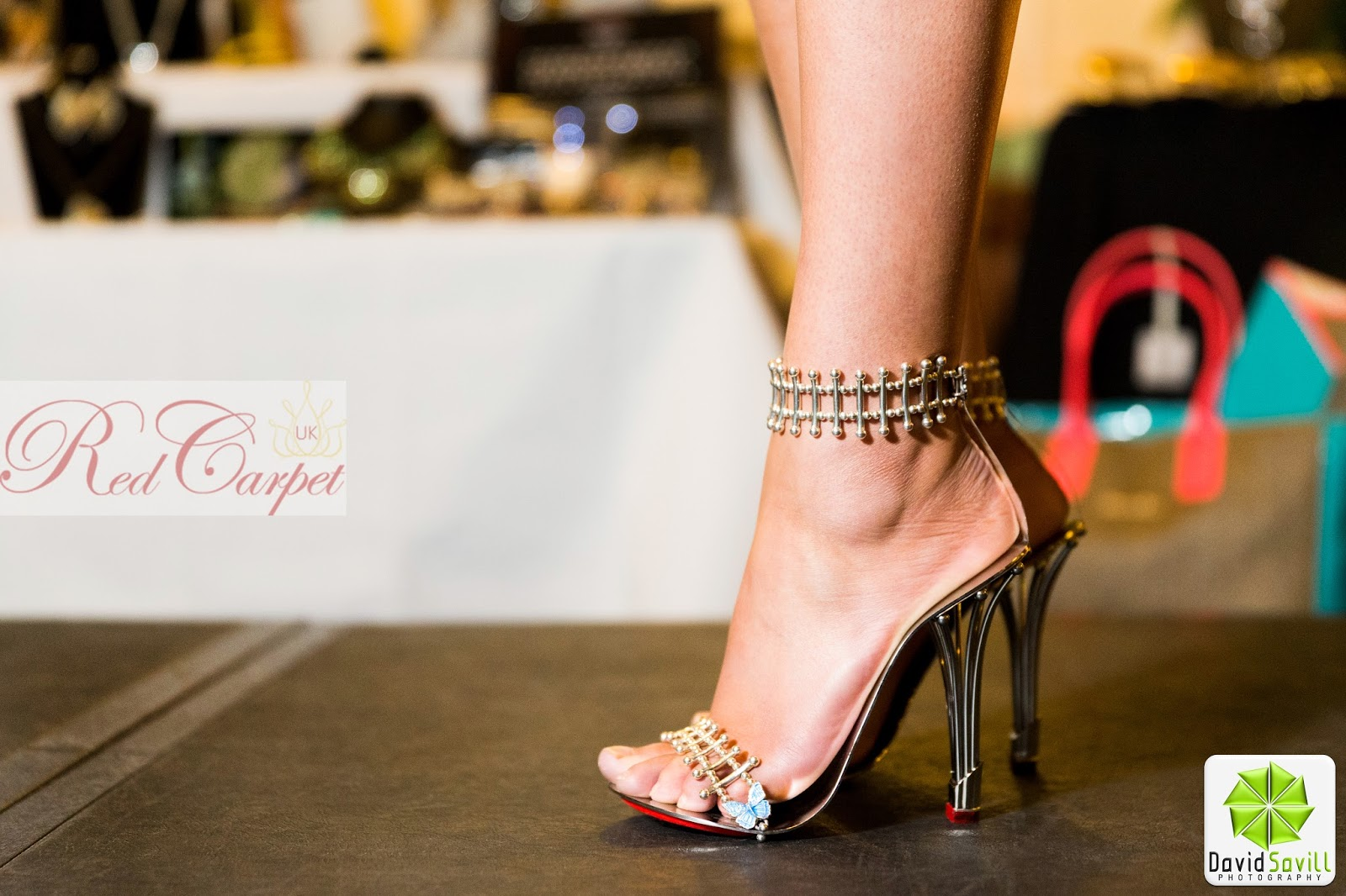 Diamond House of Borgezie stilettos