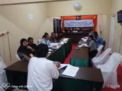 Saksi Ahli Nilai Tindakan Paslon Kumpulkan Kepala Desa dan Bagikan APK Merupakan Pelanggaran Pilkada