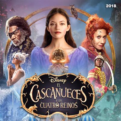 El Cascanueces y los cuatro reinos - [2018]