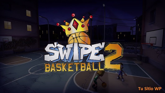 El adictivo Swipe Basketball 2 llega a Windows Phone