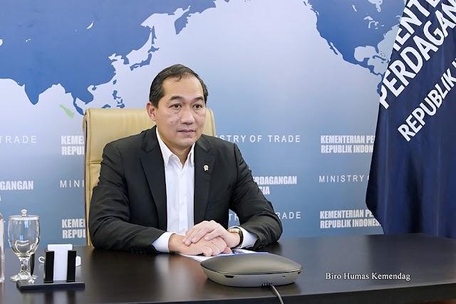 Mendag Optimistis UU Niaga Elektronik se-ASEAN Percepat Pemulihan Ekonomi Nasional