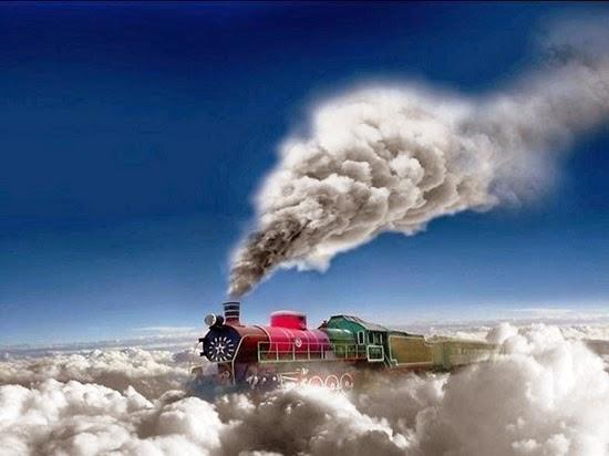 La Nostra Vita è Come Un Viaggio In Treno Bellissima Da Leggere