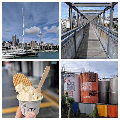 One day in Auckland: Silo Park in the Wynward Quarter