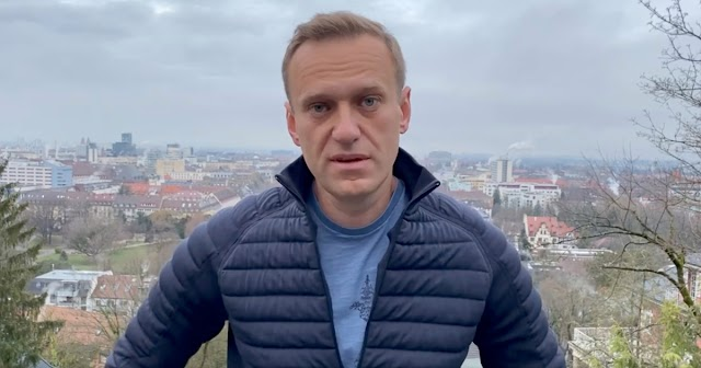 Alexei Navalny: EU and US ask for the release of poisoned Putin critic
