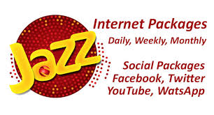 Jazz Internet Packages Daily, Weekly and Monthly Updated