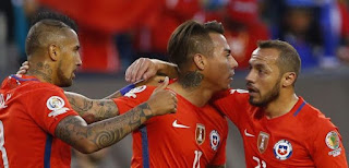 Mexico vs Chile Live Streaming Today 17-10-2018 International Friendly Match