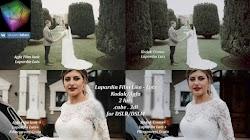 LAPARDIN WEDLUTS - Romantic Wedding LUTs - Free download