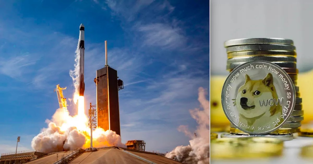 Elon Musk's SpaceX Lunar Satellite Mission To Be Funded Entirely With Dogecoin