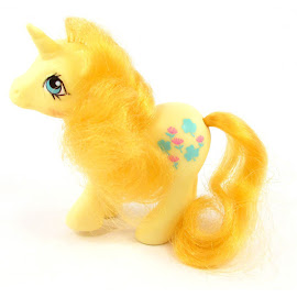 My Little Pony Baby Lucky Year Seven Baby Pony and Pretty Pal G1 Pony