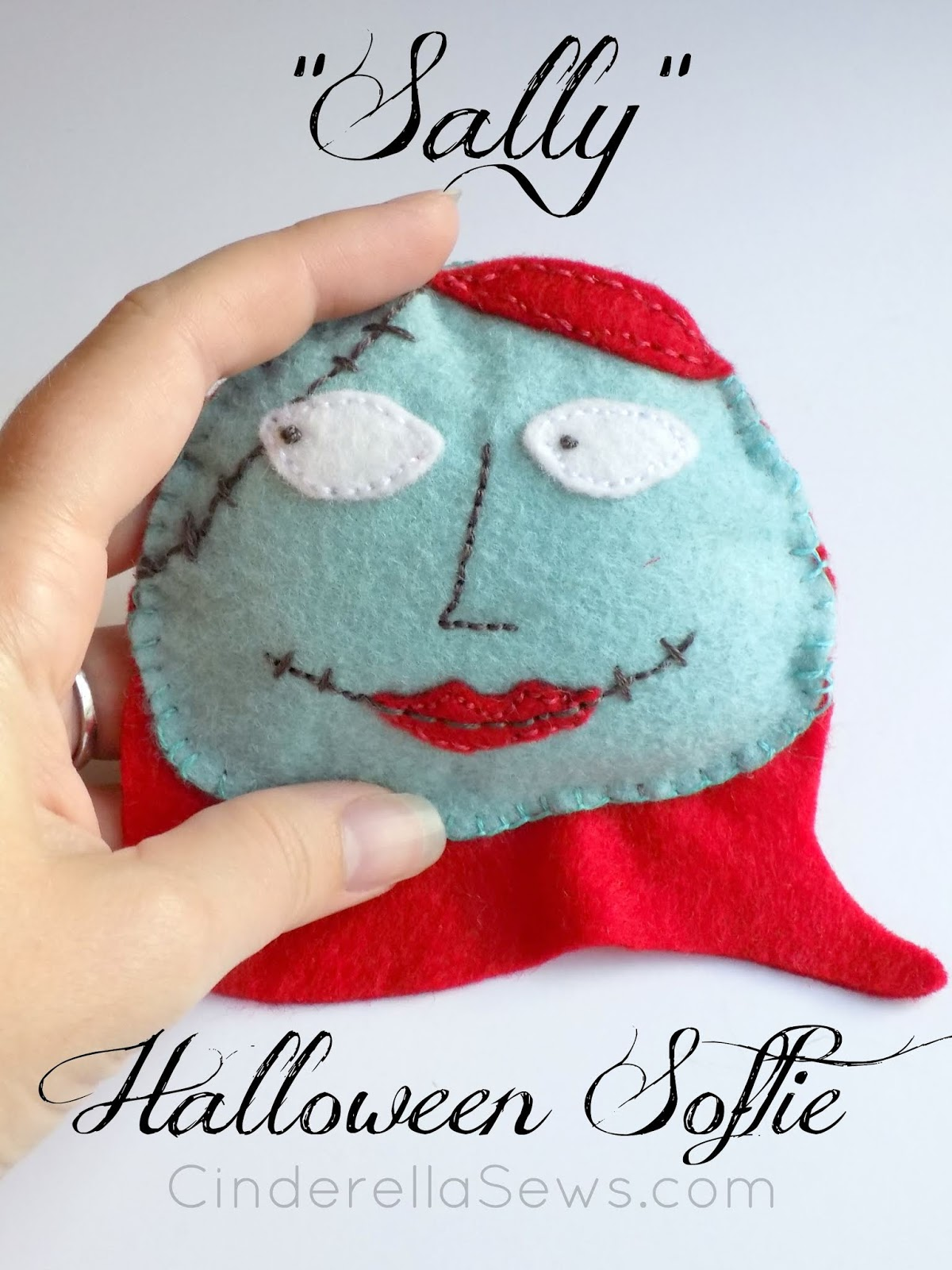 Sally Halloween Sewing Project Free Pattern