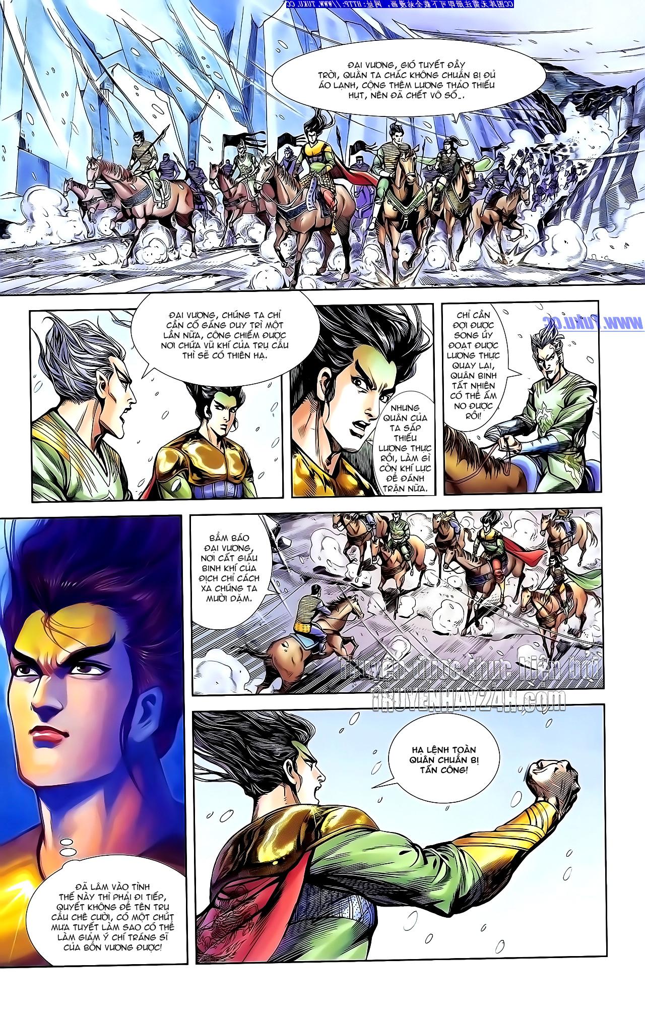 Cơ Phát Khai Chu Bản chapter 144 trang 25
