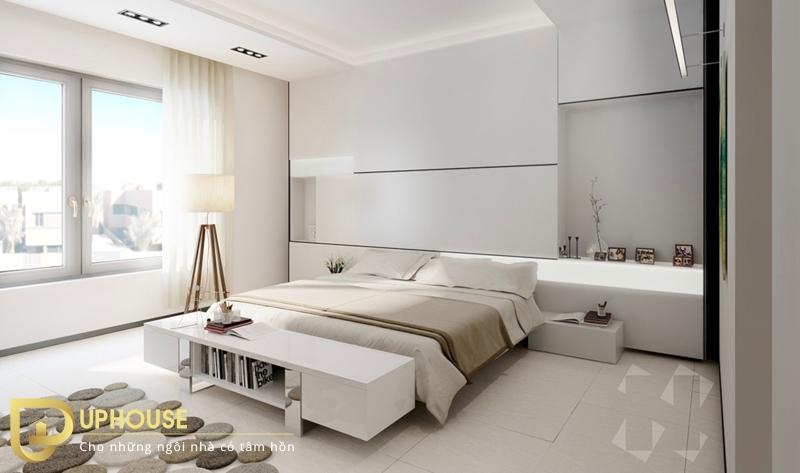 Phòng ngủ tối giản đẹp 07