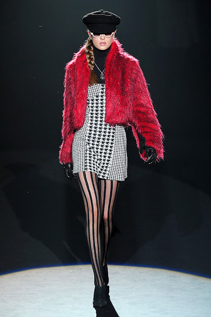 NYFW Favs: Betsey Johnson Fall 2012