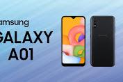 dijual exclusive 4-5 maret 2020 samsung galaxy A01 harga 1 jutaan di aCommerce. #samsung
