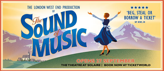 The Sound of Music West End Production