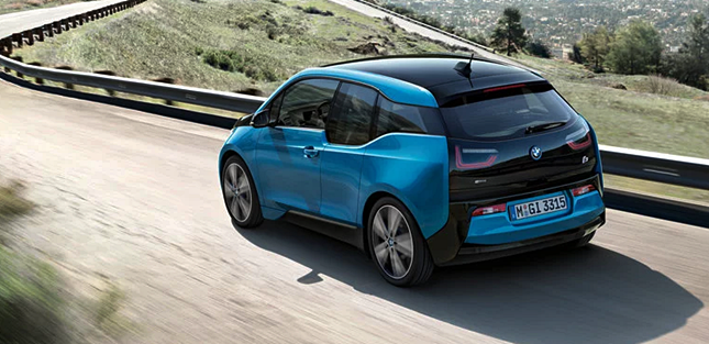 BMW i3 Sport Production Release November 2018