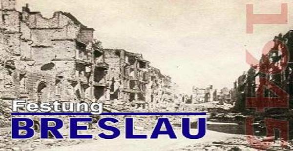 Cerco de Breslau II Guerra Mundial Frente Leste 15-02-1945