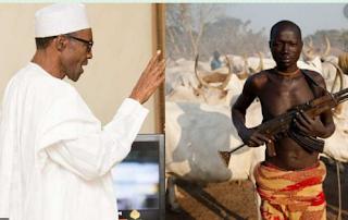 FG, Buhari, Herdsmen, herdsmen grazing