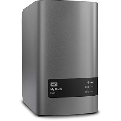 WD My Book Duo 12TB