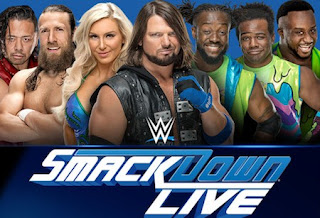 WWE SmackDown Live 10th Sep 2019 Full Episode Download HD 480p