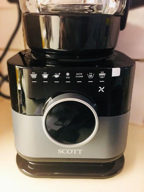 Scott Simplissimo Chef