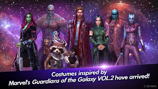 Download Marvel Future Fight Mod Apk v3.0.0 Terbaru For android