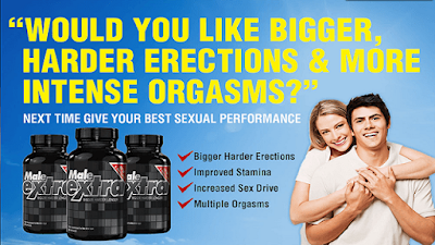 Male Extra is a Natural Male Enhancement Supplement Pills