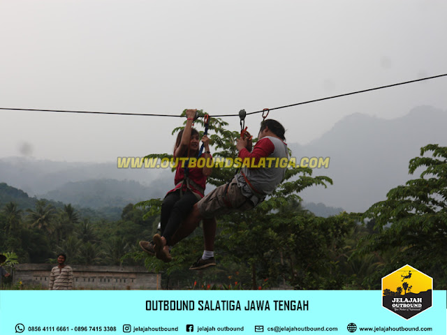 paket outbound salatiga
