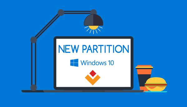 Tutorial Untuk Membuat Partisi Baru Pada Windows 10 Tanpa Software