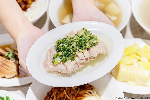 MG 5456 - 熱血採訪│玉堂春魯肉飯,台中魯肉飯的後起之秀,文青派台灣味小吃,還有老饕必點蔥油雞腿超誘人!