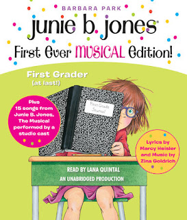 Junie B. Jones First Ever MUSICAL Edition!