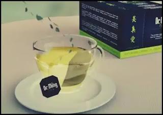 Ceai de slabit si detoxifiere Dr. Ming pareri forumuri preturi
