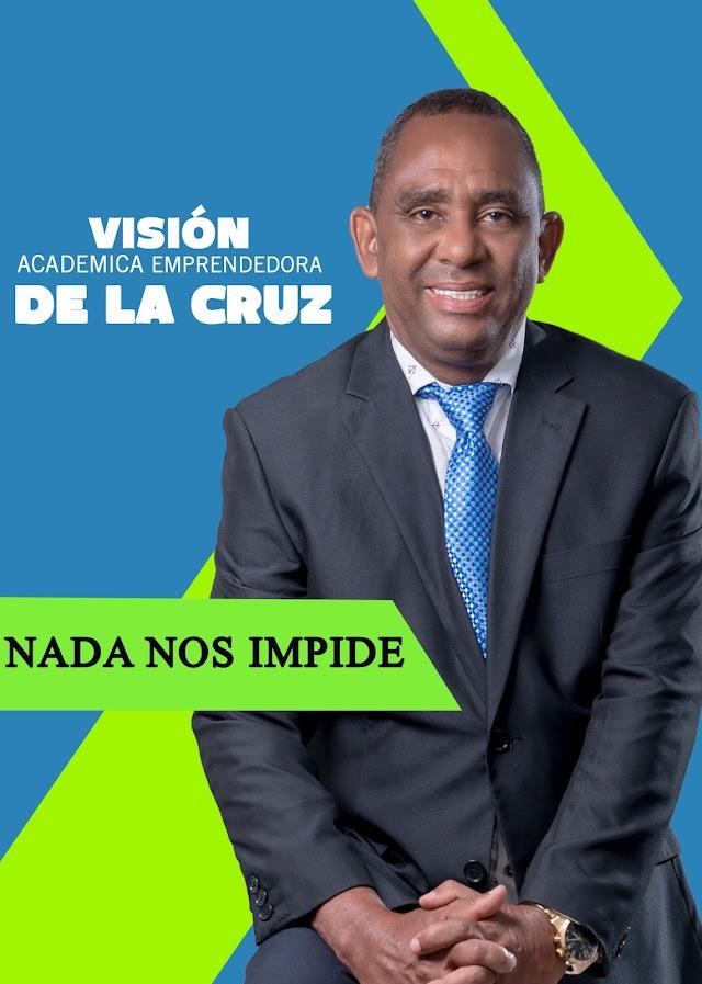 ¿De La Cruz puede aspirar a Director General de la UASD Recinto Barahona?