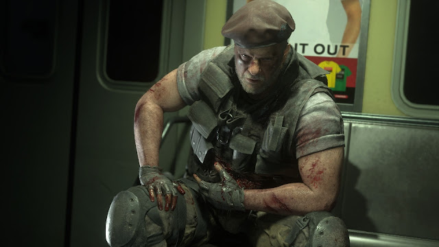 Resident Evil 3 - Mikhail  Victor