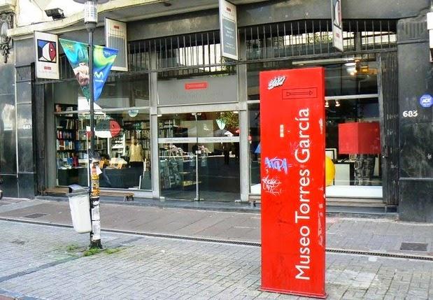 Museu Torres García em Montevidéu