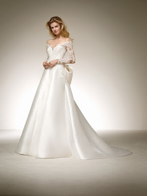 Vestidos de novia Pronovias 2018
