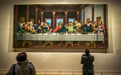 Η μεγαλύτερη έκθεση που έχει οργανωθεί ποτέ για τον Λεονάρντο ντα Βίντσι