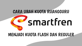 Ubah kuota ruangguru smartfren