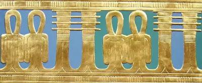 Ancient Egyptian Djed pillar