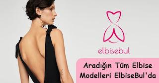Aradığın Tüm Elbise Modelleri ElbiseBul'da