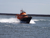 Spirit of Northumberland lifeboat