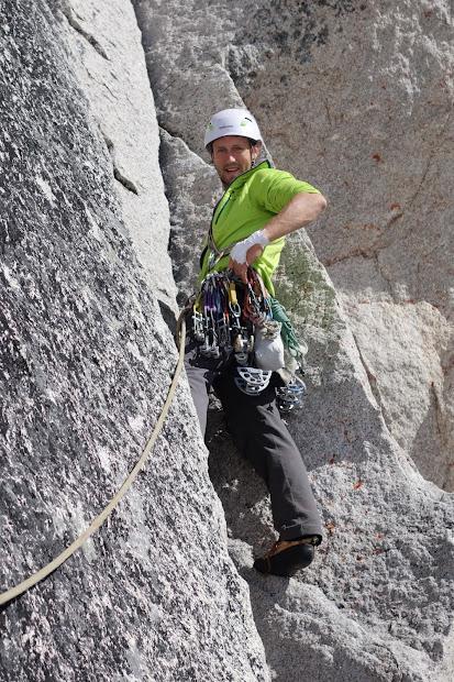 Fresno Climber Alpine Paradise - Bugaboos Part Ii