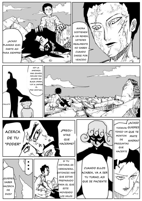 One Punch-Man Scan ITA