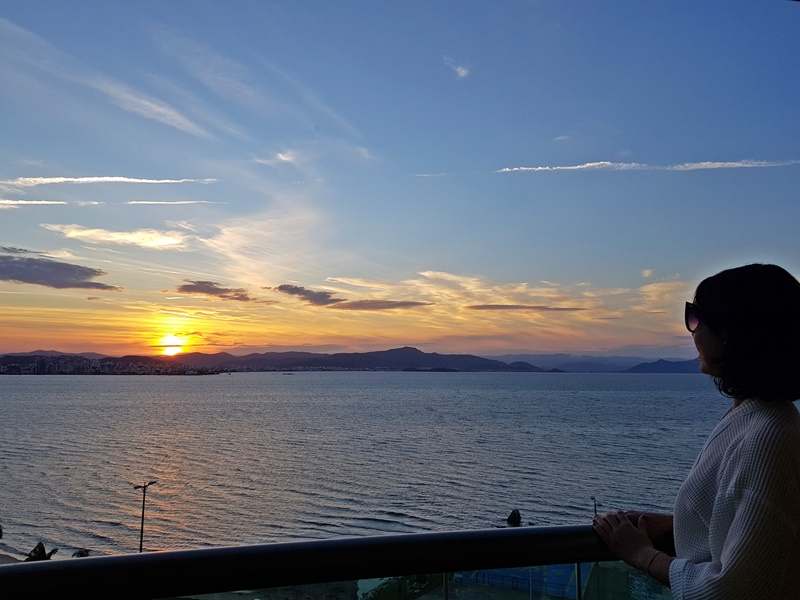 Mellhor localização em Florianópolis