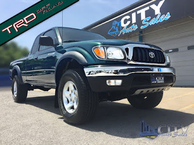 Used 2003 Toyota Tacoma TRD in Oklahoma City, OK 73122