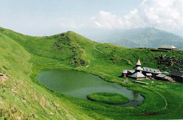 Prasher lake mandi